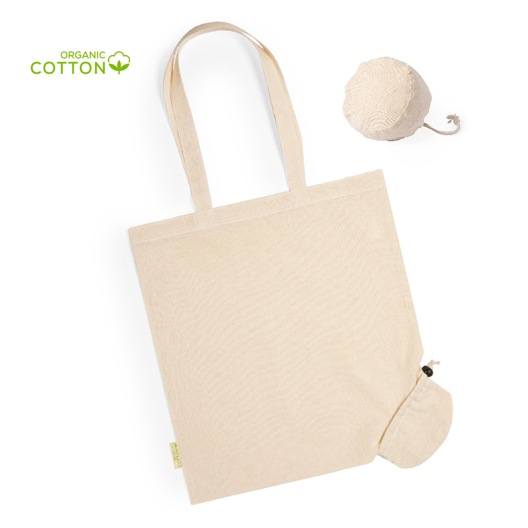 6391 - Bolsa Plegable Nepax NATURAL