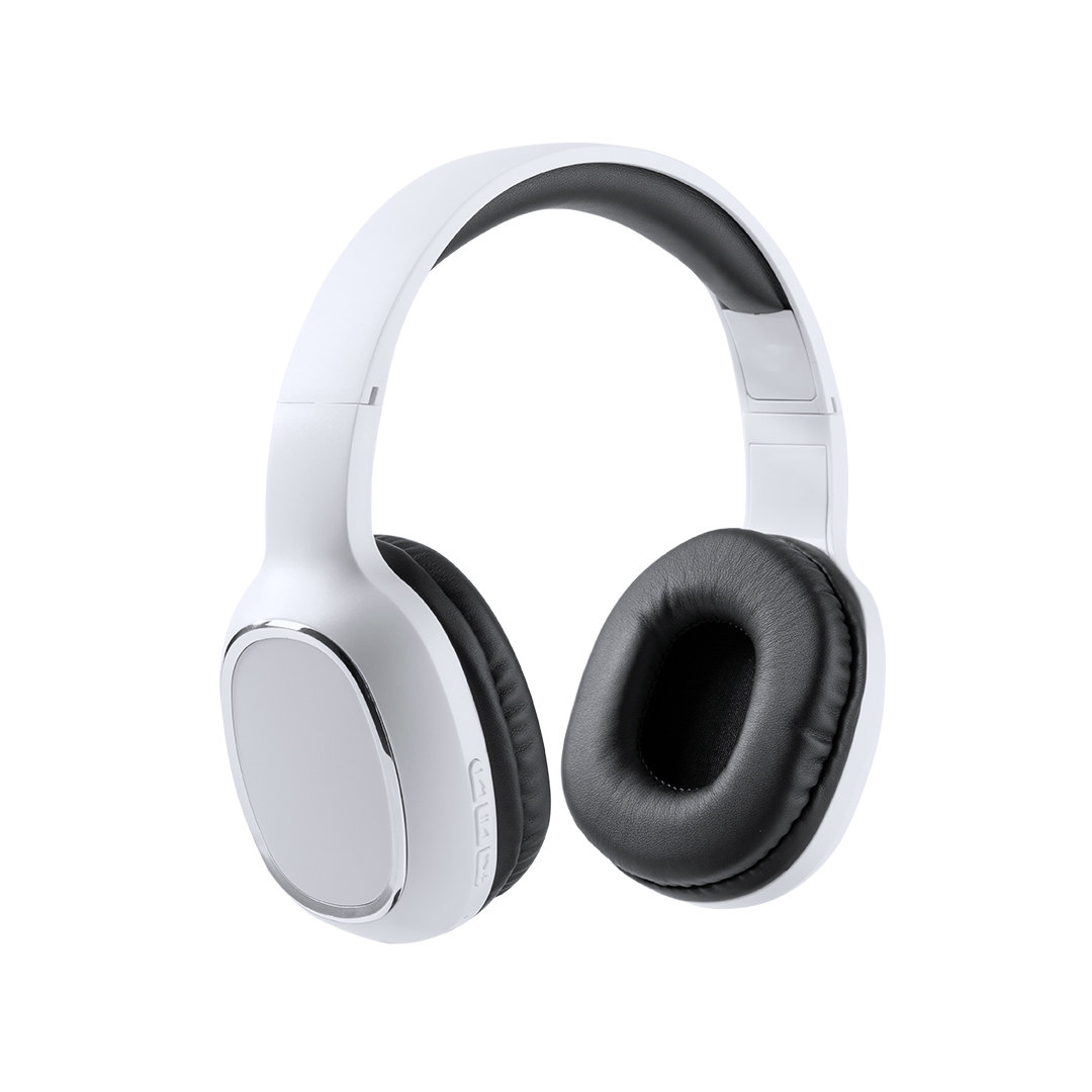 6266 - Auriculares Magnel BLANCO