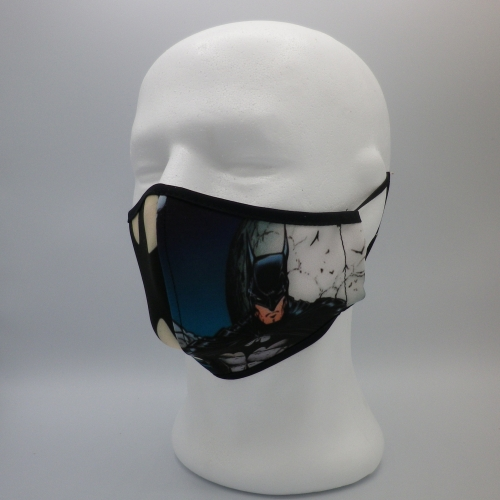 Mask2 - Mascarilla Semi Neopreno